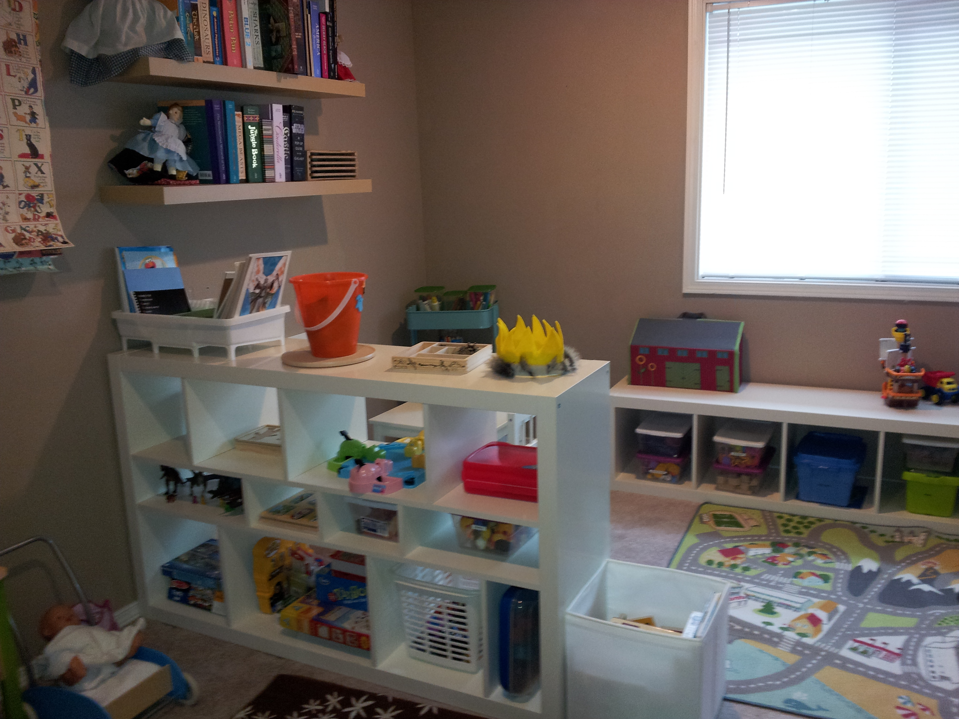 Organization Session Perfect Playroom Home Key
