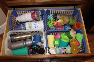 Drawer Organization home organizing Seattle Washington Home Key Organization