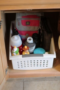 Kitchen organizing in Seattle - Home key organization, organizing for parents, kids, special needs
