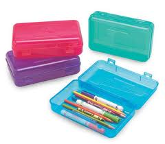 Back to School Week 3 - Pencil Boxes