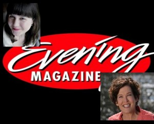 Stacy Erickson of Home Key Organization on Seattle Area show Evening Magazine