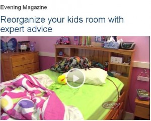 Reorganize Your Kids Room with Expert Advice