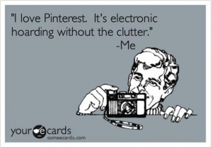 How Pinterest can help eliminate clutter