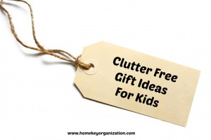 clutter free gift ideas tahg