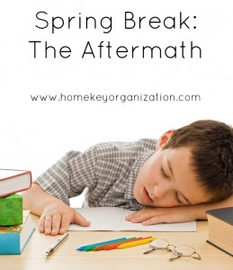 Routines (or lack thereof) getting you down after an epic spring break?  Read on to get some insight!