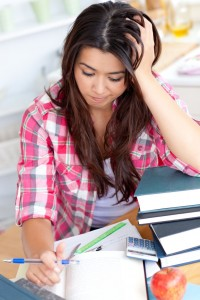Without positive and frequent interactions, your child may actually have a harder time getting homework done.
