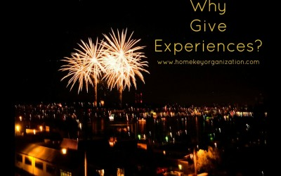 Why Give Experiences?