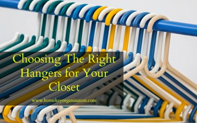 Choosing the Right Hangers