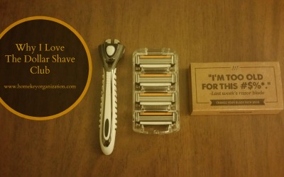 Why I Love the Dollar Shave Club