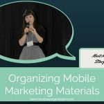 Organizing Mobile Marketing Materials Home Key organization Organized Social Media