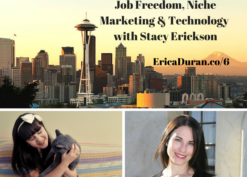 Home Key Organization on Erica Duran's Podcast!