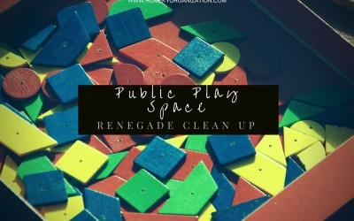 Public Play Space: Renegade Clean Up