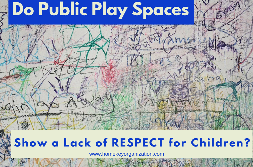 Do Public Play Spaces Show a Lack of Respect for Children?