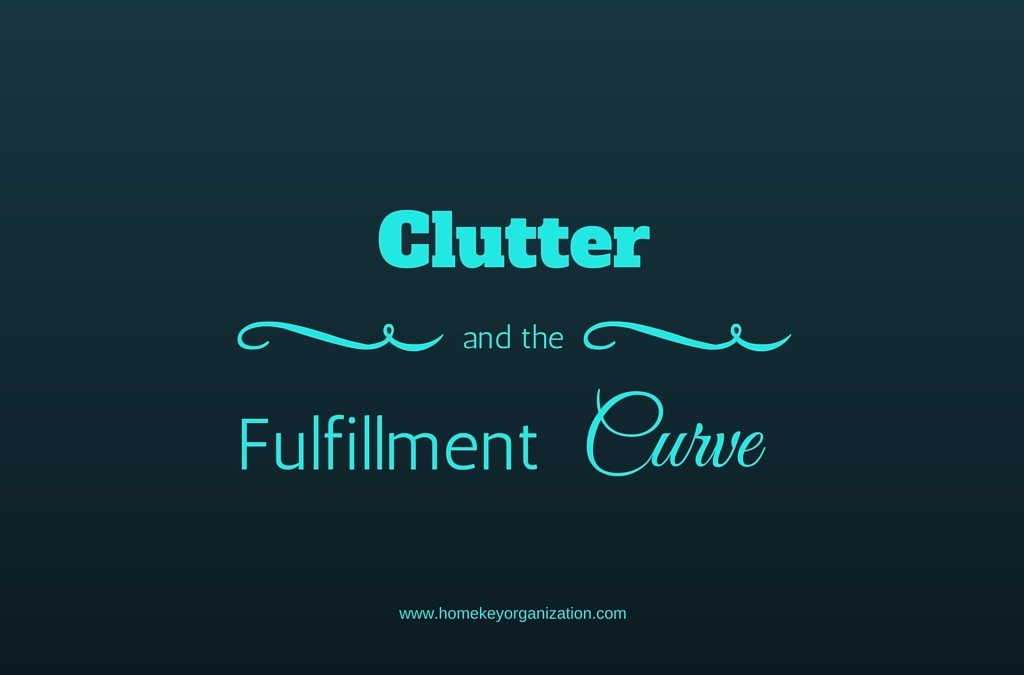 Clutter and the Fulfillment Curve