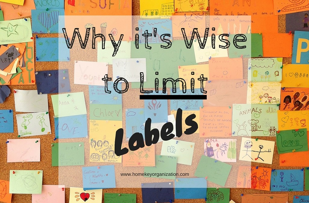 Why It's Wise to Limit Labels