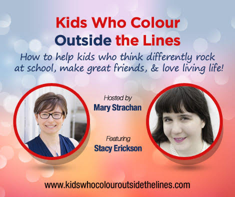 Interview with Mary Strachan: Kids Who Colour Outside the Lines