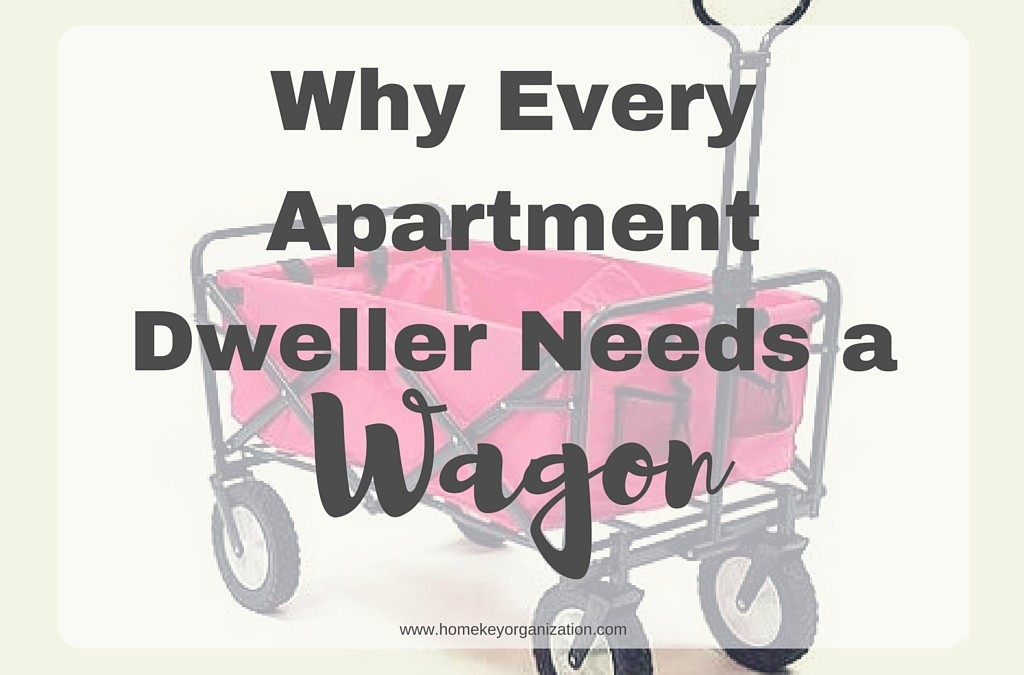 Why Every Apartment Dweller Needs a Wagon