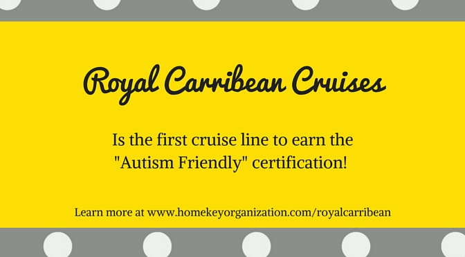 Royal Carribean Autism Program