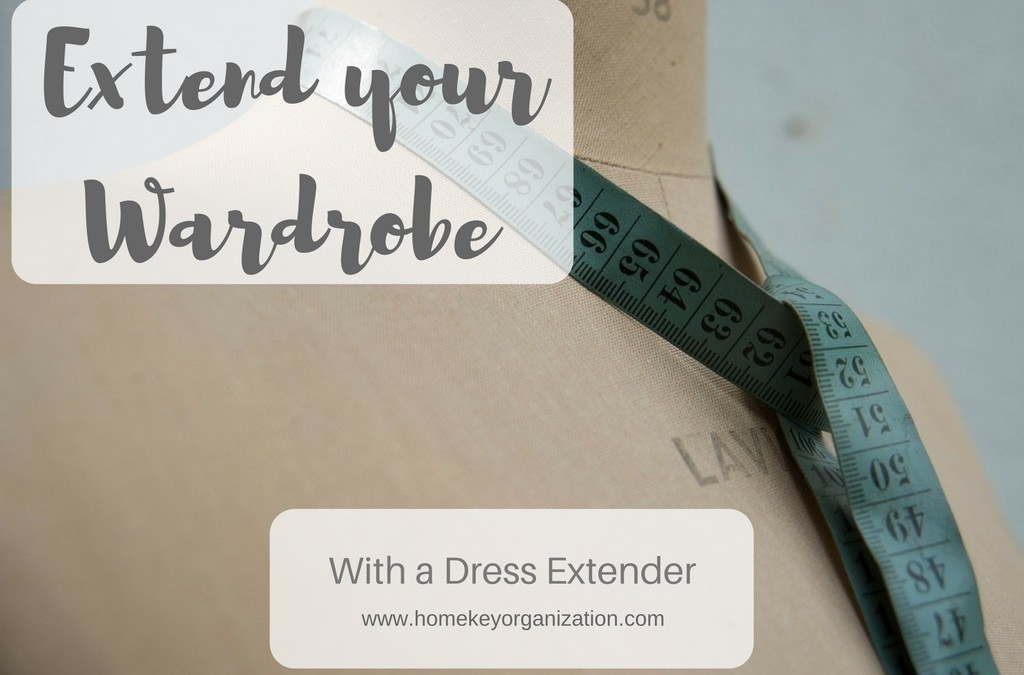 Extend Your Wardrobe With a Dress Extender