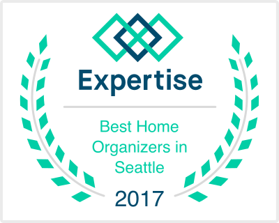 Home Key Organization is in the Top 20 of Seattle Organizers according to Expertise.com