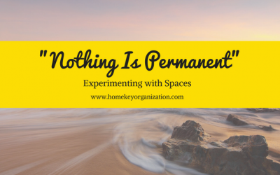 """""""Nothing is Permanent"""""""